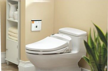 Toto Washlet E200 - eclectic - toilets - other metro - Next Plumbing Supply
