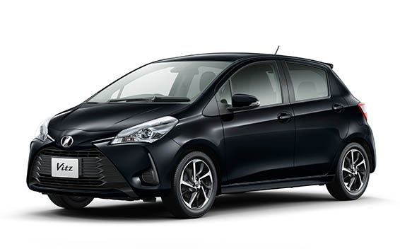 Toyota Vitz Hybrid F 1 5 2018 Cvt Price In Pakistan Toyota Car Pakistan
