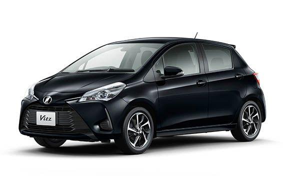 Toyota Vitz Hybrid F 1 5 2018 Cvt Price In Pakistan Toyota Car