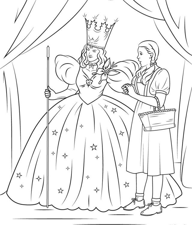 25 Great Picture Of Wizard Of Oz Coloring Pages Albanysinsanity Com Witch Coloring Pages Wizard Of Oz Color Coloring Books