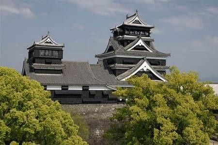 Castelo de Kumamoto (1607), no Japão.