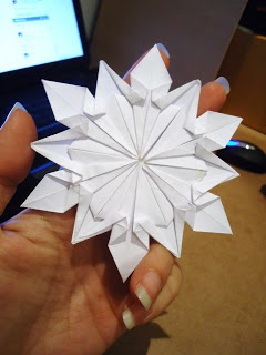 It will be ...: Christmas Origami