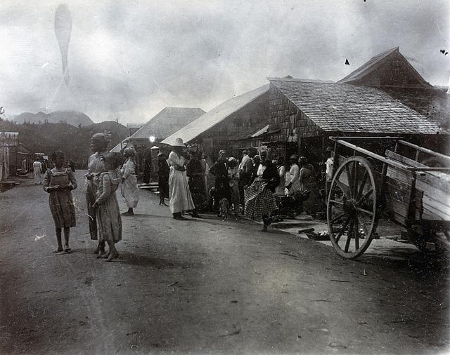 Morne Rouge, Martinique / 1890 Amazing