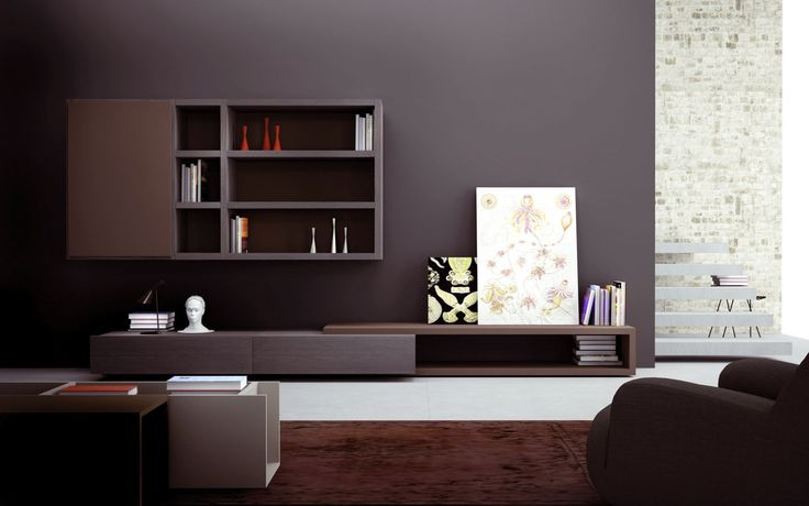 Decoration, Best Family Room Decorating Ideas With Wall Shelves And Extra Large Rugs Under Table Also Using Modern Sofa: Get Trendy Look with Decorative Wall Shelves for 2015