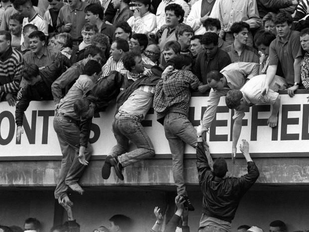 The 96 fans who died in the 1989 Hillsborough disaster were unlawfully killed and supporters were not to blame, an inquest jury has ruled.