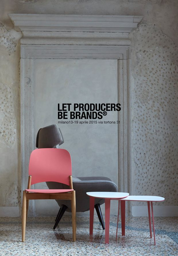 Caon arreda + iCARRARO italian makers + H&Co = LET PRODUCERS BE BRANDS