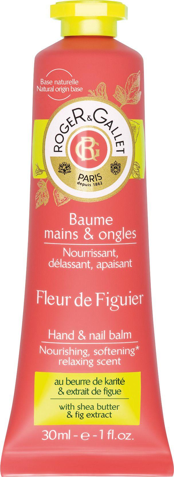 Roger & Gallet Fleur de Figuier Hand & Nail Balm 30ml