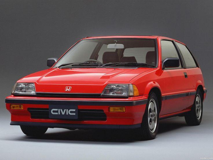 Honda Civic Si (Third Generation)