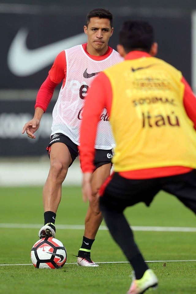 Alexis Sanchez. Chile NT.