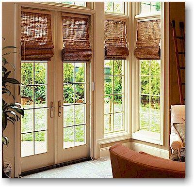 Best Sliding Door Shades Ideas On Pinterest Sliding Door - Bamboo sliding glass door curtains