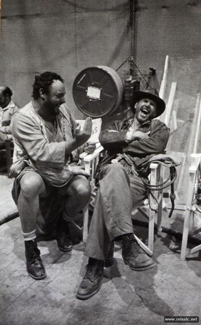 Raiders of the Lost Ark Behind The Scenes