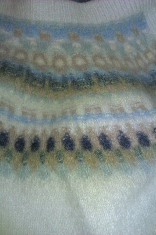 Bohus Stickning; Pale Shimmer