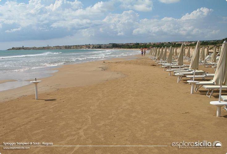 Spiaggia Sampieri di Scicli - #Ragusa