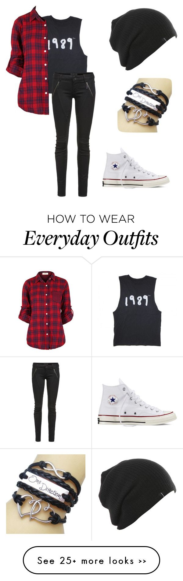 """School Outfit"" by libby-22 on Polyvore"