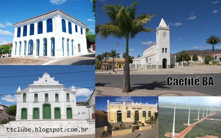 Caetité (Bahia) Brasile   Caetité Bahia   Bandeira   Brasão   ka'a itá eté