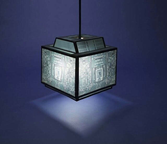 Lamp by Fleur Thio