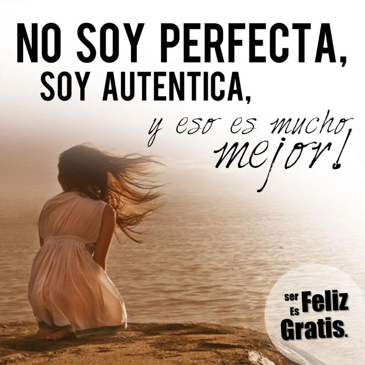 """""""@Ser Feliz es Gratis: Que la autenticidad sea tu sello personal y tú sonrisa tu mejor maquillaje.  :)"""