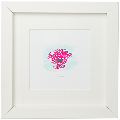 Buy Roger Hargreaves - Mr. Men, Mr Messy Framed Print, 23 x 23cm online at JohnLewis.com - John Lewis