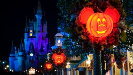 HALLOWEEN… WITH A DISNEY TWIST! Halloween Fun Awaits at an After-Dark Special Event in Magic Kingdom Park - Mickey's Not-So-Scary Halloween Party! Party dates are select nights August 25 - November 1, 2017. Separate Special Event Admission Ticket Is Required. Request your vacation quote today!! www.wishwithcrystal.com #DisneySide #WishWithCrystal