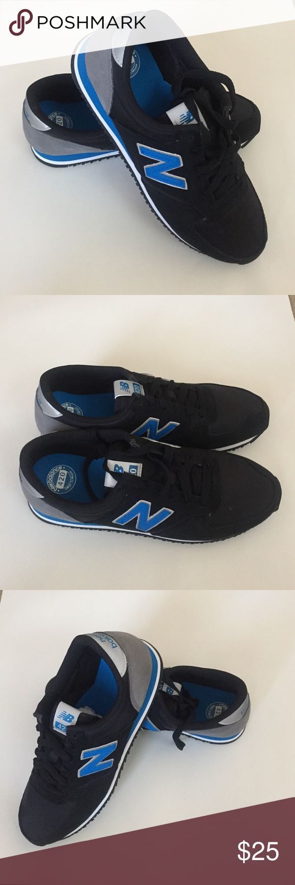 NEW BALANCE 420 athletic shoes NEW BALANCE 420 athletic shoes. US mens size 6/ women's size 8. Brand new, never worn. New Balance Shoes Sneakers