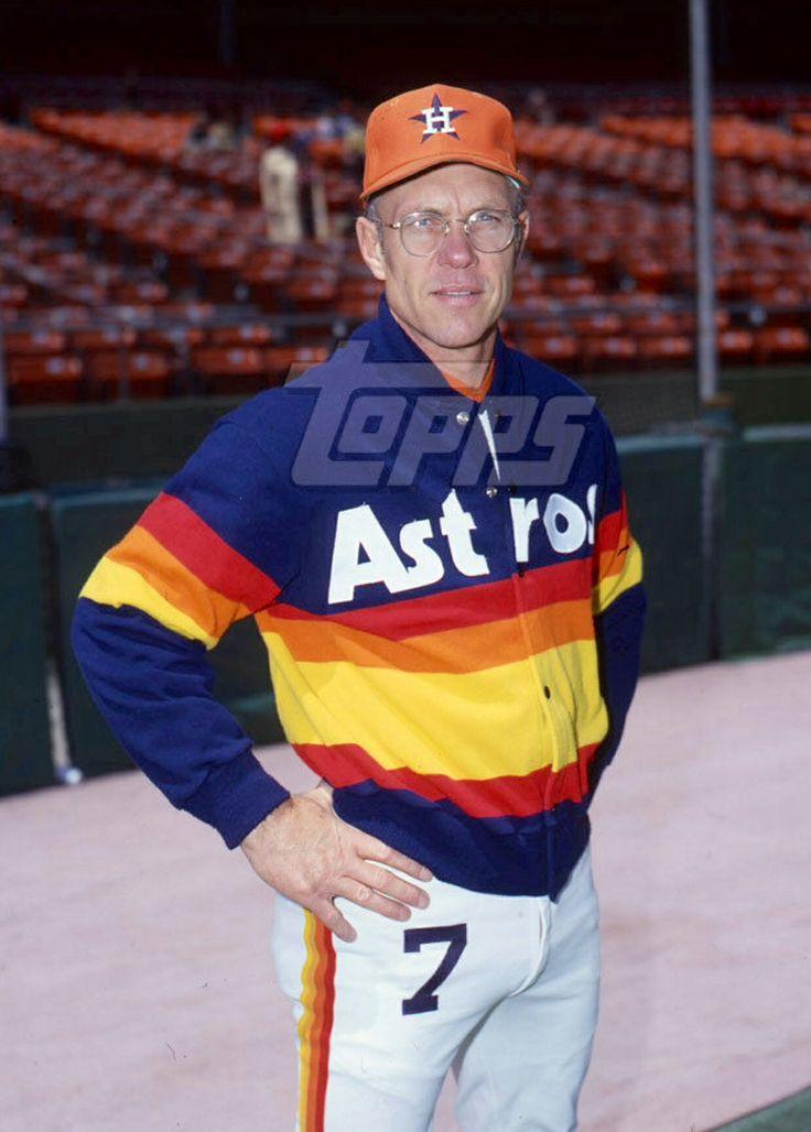 Bill Virdon Houston Astros Amp Texas Rangers Pinterest