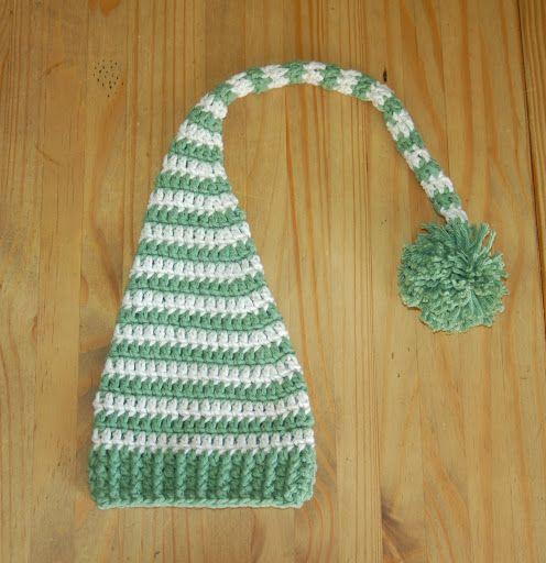 1000+ ideas about Elf Hat on Pinterest Crocheting ...