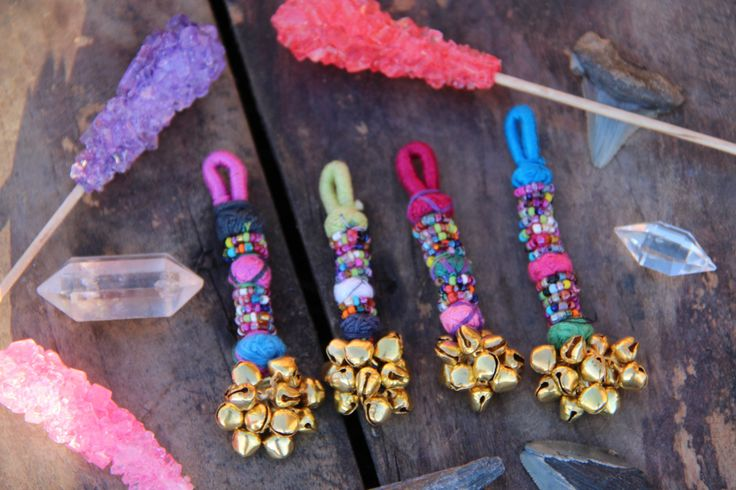 Mini Bell Swag Multi-Colored Camel Swag Charm, Tassel, Pendant, Jewelry Making Supply, Purse Charm, Boho Keychain, Gift For Her, 1 Piece  Introducing the Smallest Swag yet, and with bells! Because the larger swags have been such a hit, and more options makes life even better! So Ive designed these little minis for you! These are a new take on the Camel Swags that so many WomanShopsWorld customers have come to know and love. These small, rich multi-colored belled baubles are based upon…