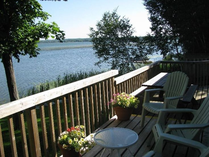 Entire home/apt in Cherry Valley, Canada. Private waterfront cottage near Sandbanks
