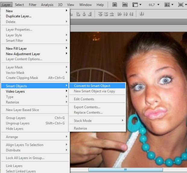 how to get only object in photoshop
