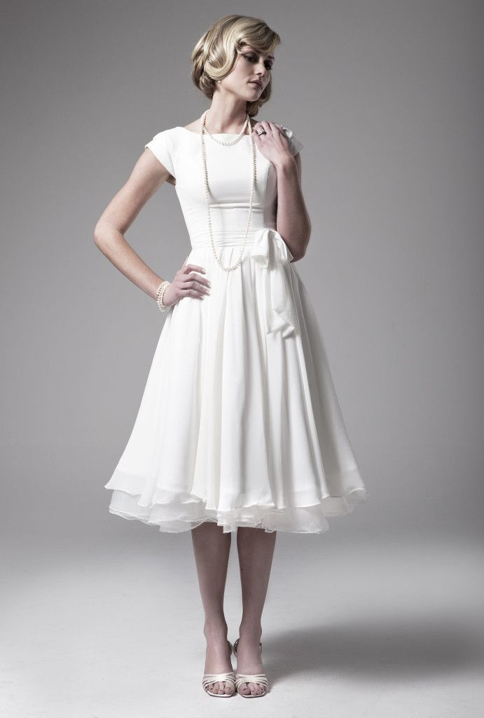 31 best Vintage Wedding Dresses images on Pinterest | Wedding frocks ...