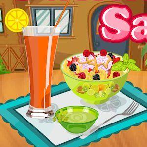 Delicious Summer Salads - Juegos Cocina