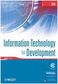 ICT in Global Development - Model Curricula   Special Interest Group on ICT and Global Development