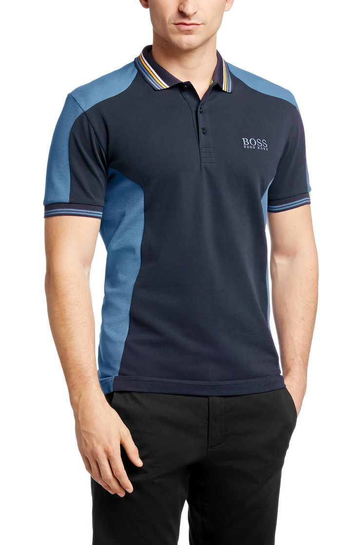 Regular-fit golf polo shirt 'Paddy MK' from the Martin Kaymer Collection