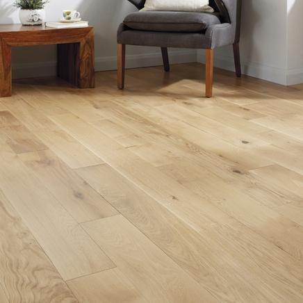 Howdens Solid Oak Flooring