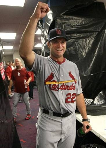 "matheny guys Throughout the weekend, every cardinal representative who has spoken has raved about the addition of marcell ozuna to the team matheny was no different, expressing his excitement about the impact ozuna's bat can have for a lineup ""one of those guys who's just dangerous,"" matheny said."