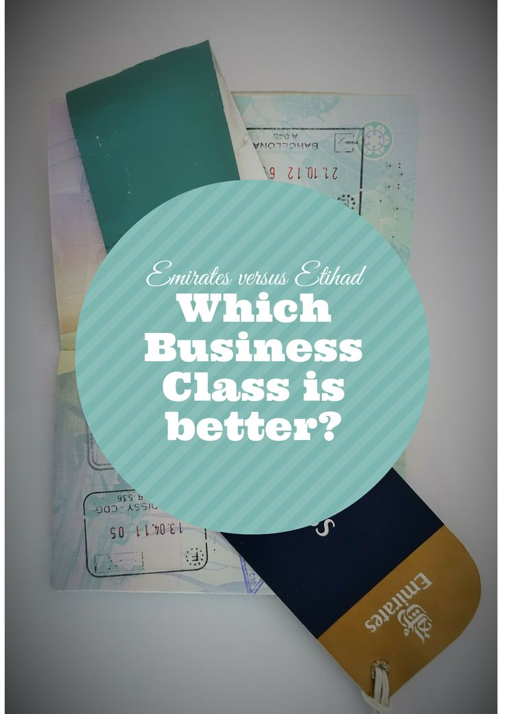 Who does Business Class better?