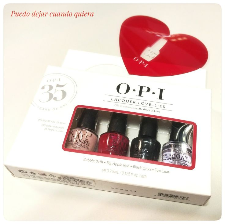 Lacquer Love Lies by OPI