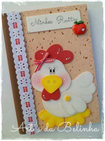 Cuaderno gallina