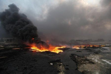 ISIS has lost control of its last oil wells in Iraq