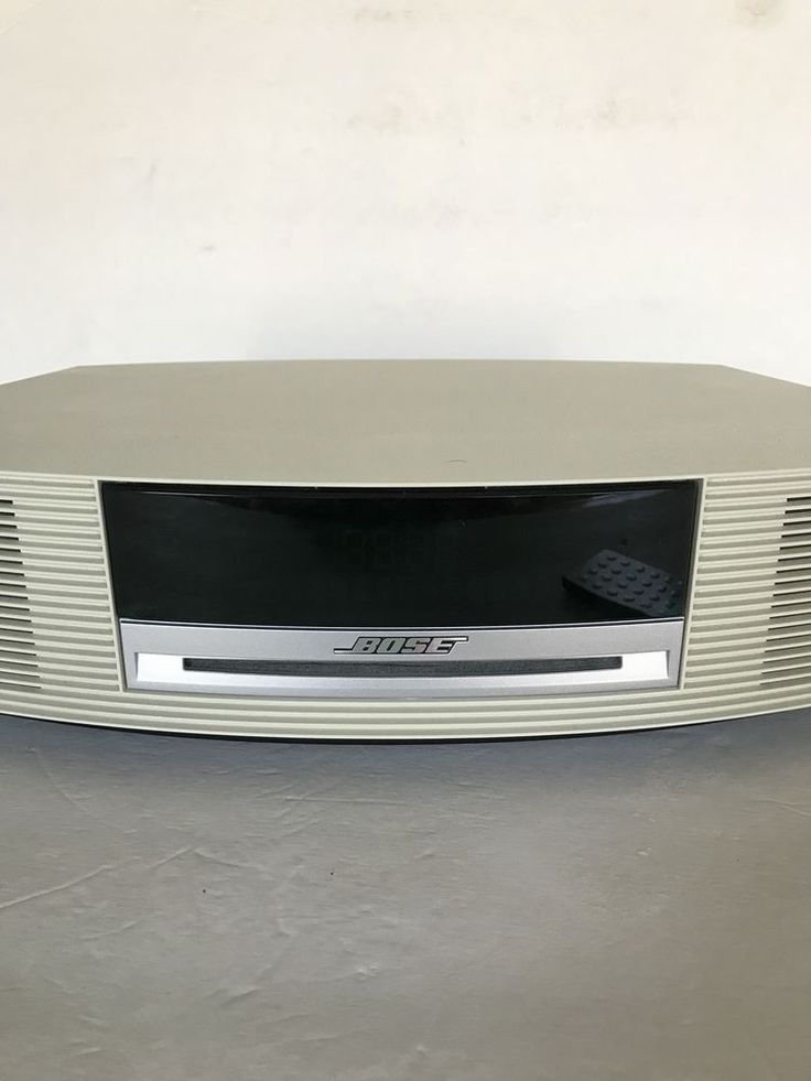 Bose Wave Music System AM FM Radio, CD Player with Remote Awrcc2  | eBay