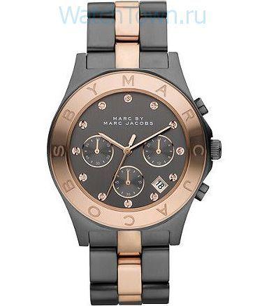 Женские наручные часы MARC JACOBS MBM8583 в Москве. Купить американские часы MARC JACOBS MBM8583 (кварцевые) в интернет-магазине