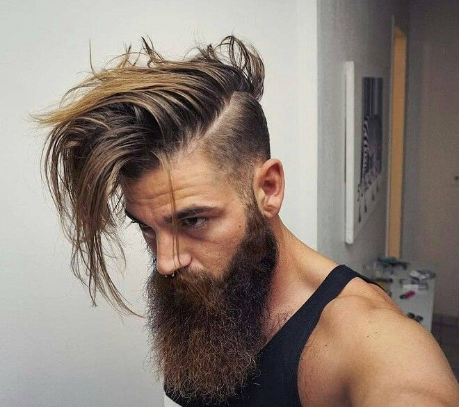 Taper Side With Angular Fringe 45 Stylish Hipster Hairstyles for Men   Cool Hipster Haircut Ideas