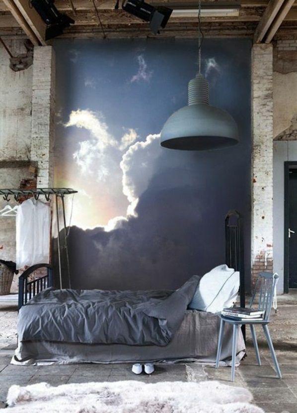 Die 25+ Besten Ideen Zu Moderne Tapete Auf Pinterest ... Design Wohnideen Tapeten Ideen