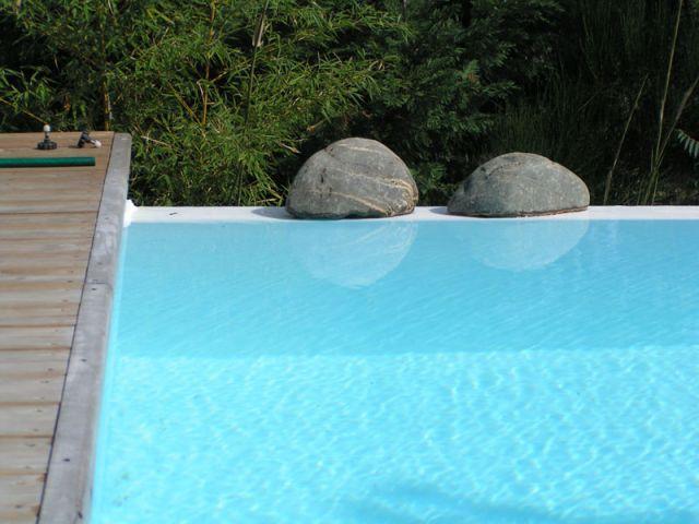 Les 25 meilleures id es de la cat gorie liner piscine sur for Fabrication piscine beton