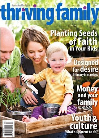 Free Thriving Family Magazine App! {iPhone or iPad} This is a great magazine! I love to read it when I'm working out and get lots of wonderful ideas.