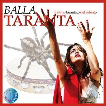 """#Taranta2013 - esce a luglio 2013 """"BALLA TARANTA"""" la Nuova Doppia #Compilation di #TARANTA #Pizzica e #WorldMusic dal #Salento -etichetta discografica: Italian World Music, distribuzione: SELF Distribution. GUARDA I VIDEO su #TARANTAchannel: http://www.youtube.com/tarantachannel - Per maggiori info CLICCA SULLA COVER"""