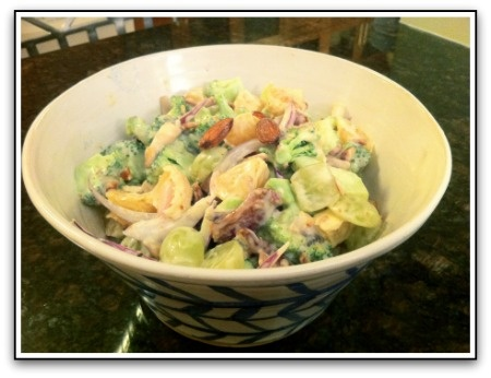 Broccoli Mandarin Salad | salad | Pinterest | Mandarin Salad and ...