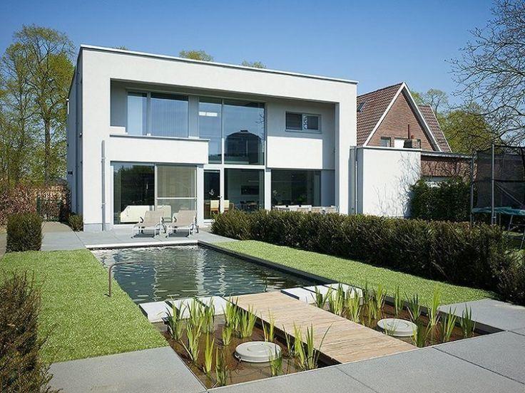 17 best images about wonen on pinterest tes online for Moderne strakke huizen