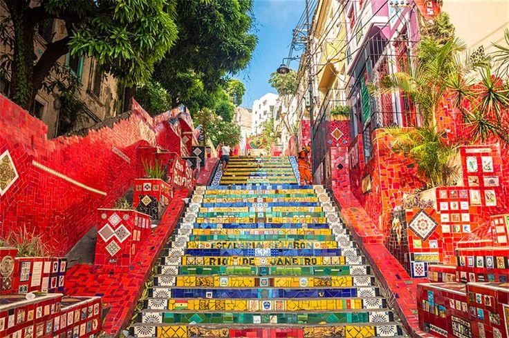 Zehn Strandurlaube in Rio de Janeiro   – Sofia Sanchez
