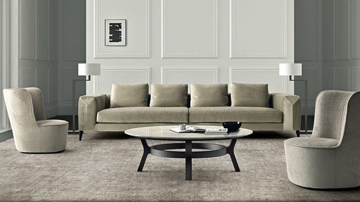 Hamptons Sofa - Contemporary Sectional Sofas - Dering Hall